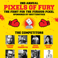 Local Graphic Designers Compete in the Fight for the Furious Pixel