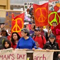 Reminder: 25th Annual International Woman's Day March Is Saturday