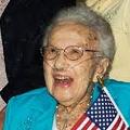 The Nation's Oldest Female Veteran Passed Away This Week In San Antonio