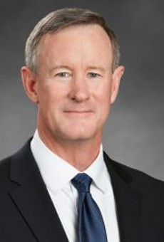 University of Texas System Chancellor Bill McRaven has spoken publicly in support of the Texas DREAM Act, during a time when some state senators are mulling a repeal of the law.
