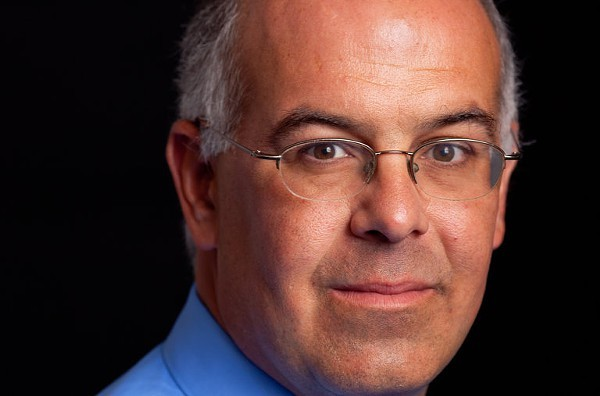 'New York Times' columnist David Brooks - COURTESY OF 'THE NEW YORK TIMES
