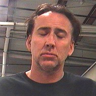 Nicolas Cage Arrested for Bad Acting