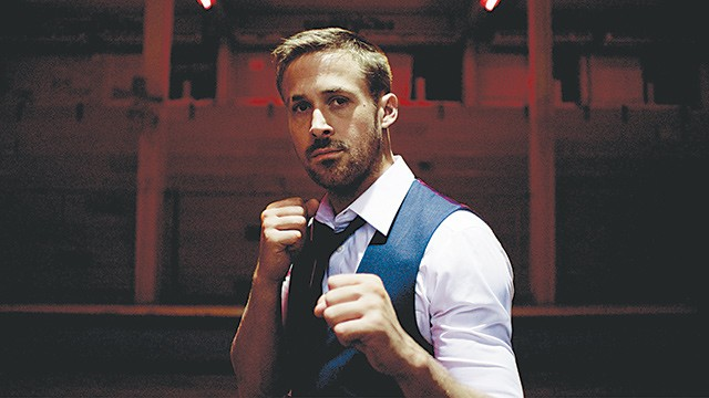 Not even Ryan Gosling could save Only God Forgives. - COURTESY PHOTO
