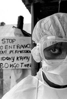 Now Everyone Don't Panic: Ebola in Texas not a significant threat