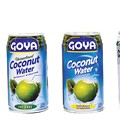 Nutty for coconut water