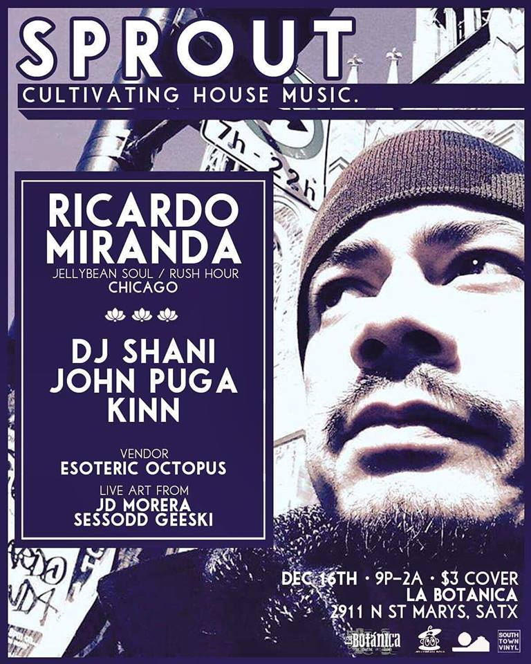 SPROUT featuring Ricardo Miranda