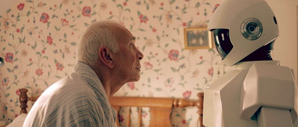 Old man and the C(PU): Langella in Robot and Frank. - COURTESY PHOTO