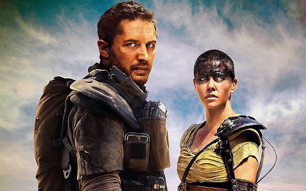 Once in a while it's worth it to go the movies and not have to think much. If you're craving such a flick, look no further than Mad Max. - COURTESY