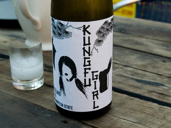 Pacific Rim's Kung Fu Girl Riesling - COURTESY