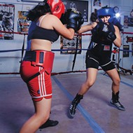 Hit like a girl: women boxers in a man's world