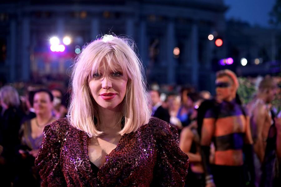 Courtney Love in 2014 - VIA WIKIPEDIA