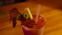 Patio-Friendly Booze At County Line