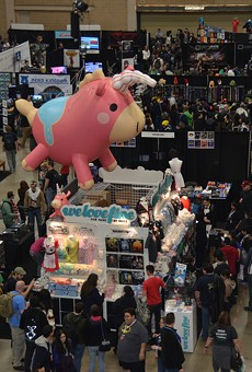PAX South took over the Henry B. Gonzalez Convention Center this weekend.