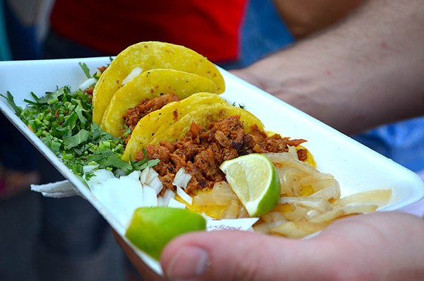 Pencil it in: al pastor taco bash on May 9. - FILE PHOTO
