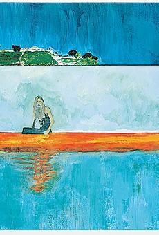 Peter Doig, 100 Years Ago (Carrera), 2001