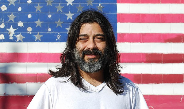 Phil Luna of The Please Help - COURTESY