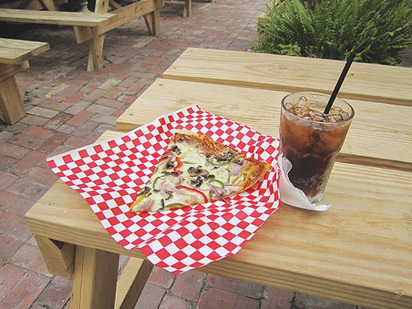 Pizza worth selling your soul for? If it's right after last call, maybe - COURTESY PHOTO
