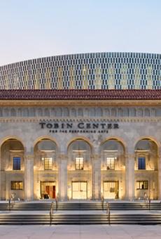 Pollstar Names Tobin Center as a Top Theater in 2014
