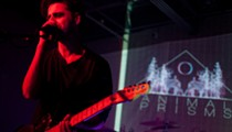 Pop Pistol's big night: the 'Animal Prisms' CD release party