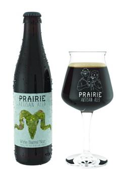Prairie Artisan Ale's Wine Barrel Noir