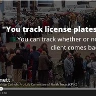 """Pro-life trainees told to """"track license plates"""" of Texas abortion providers"""
