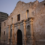 Proposed Specialty Plate Will Help You Remember The Alamo While Driving
