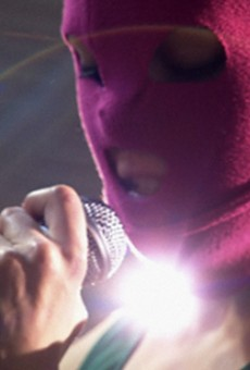 'Pussy Riot: A Punk Prayer' screened at Sundance