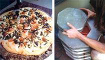 Pyrometer pizza