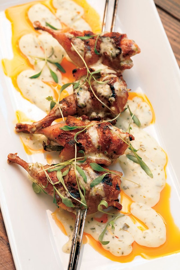 Quail Poppers - ANA AGUIRRE