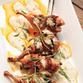 Boiler House restaurant review: Dem Bones