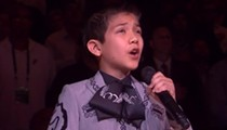 Racist Internet Trolls Attack 10-Year-Old Spurs National Anthem Singer