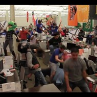 Rackspace does the Harlem Shake