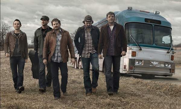 Randy Rodgers Band - COURTESY