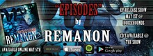 REMANON - Remanon EP Release May 1st