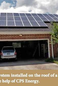 Report: San Antonio Leads in Solar Power