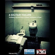 Report: TX Prisons Overuse Solitary Confinement, Costing Taxpayers Millions