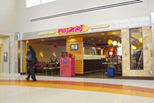 Rosario's at the San Antonio International Airport - COURTESY