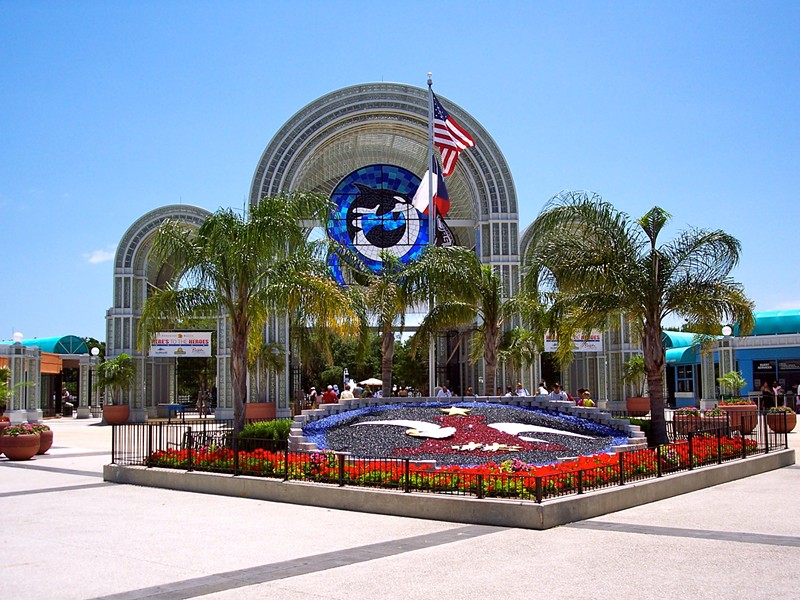 SeaWorld San Antonio - WIKIMEDIA COMMONS