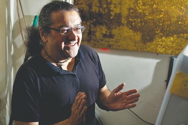 Ruben Garcia, owner of G.I.G. on the Strip - PHOTO BY STEVEN GILMORE