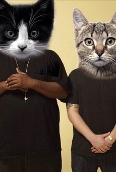 Run the Jewels' 'Meow the Jewels' Remix Is Now A Reality