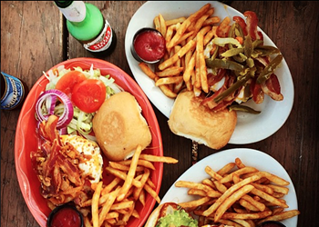 SA Food Pics: Bodacious Burgers and BBQ