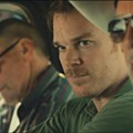 Dexter, Chuck Yeager and Det. Crockett Walk into a Movie…