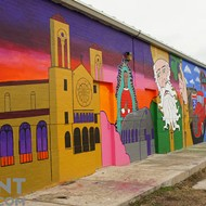 San Anto Cultural Arts Unveils Student-Designed Mural In Government Hill