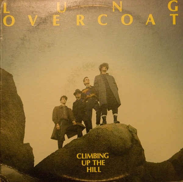 The cover of Lung Overcoat's '86 EP Climbing Up The Hill - COURTESY