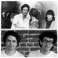 San Anto Throwback Thursday: Daniel Johnston and Jad Fair's 'Sweet Loafed'