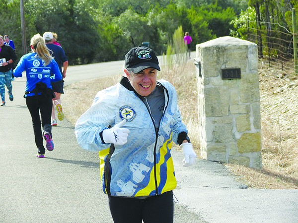 San Antonians are on the move, leading a local running and fitness boom. - COURTESY