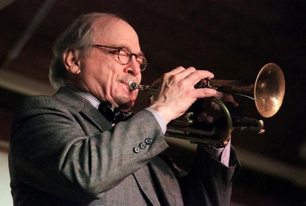 San Antonio cornetist Jim Cullum - COURTESY