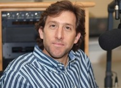 Hernán Rozemberg, the new editor-in-chief for the San Antonio Current. - COURTESY