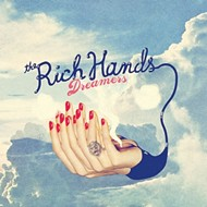 San Antonio Garage Rockers The Rich Hands Prepare For Blastoff