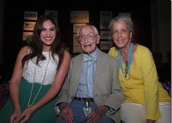 San Antonio honors Solar SA founder Bill Sinkin